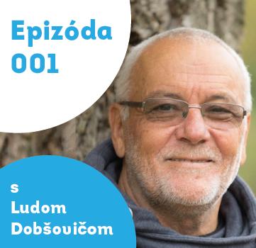 001 – Ľudo Dobšovič – psychoterapeut
